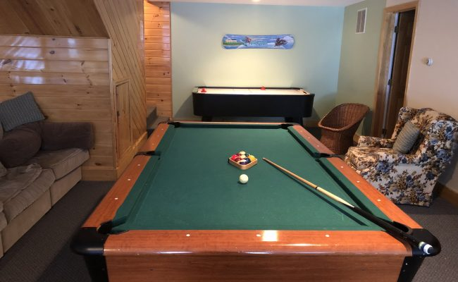 BH Pool Table